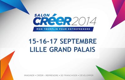 Salon créer 2014