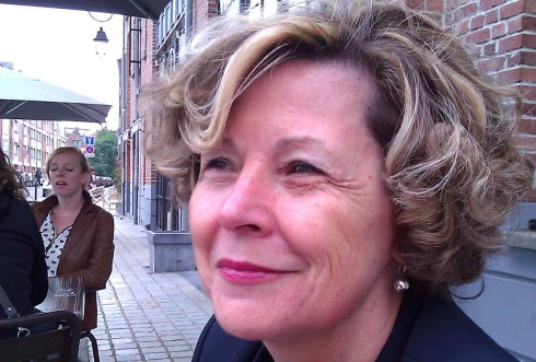 Christine Lecomte, présidente de l'antenne lilloise Second Souffle