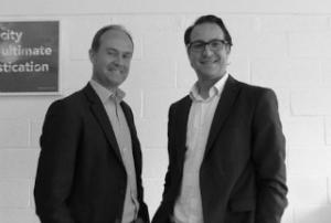 Alexandre Mayaud et Nicolas Delcourt, créateurs de Keyneosoft