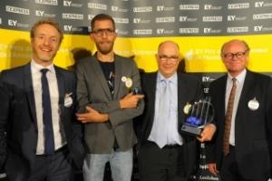 Les lauréats 2015 du Prix de l'Entrepreneur de l'année