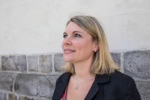 Virginie Dubruille, créatrice de MYPOM