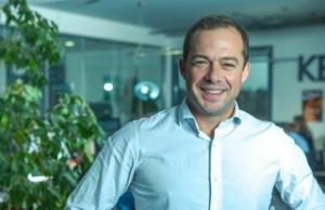 Antoine Perruchot, co-fondateur de Keycoopt